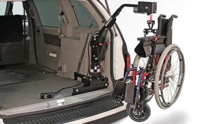 lifter lifting light wheelchair
