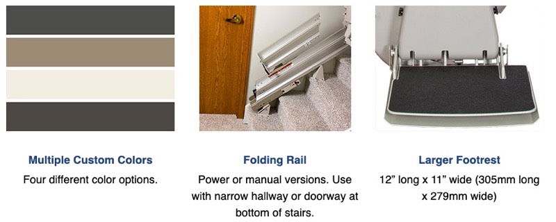 more-stairlift-elite-options