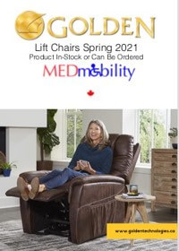 lift chair brochure image
