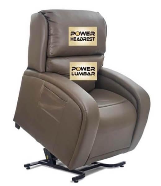 ez sleeper liftchair from golden