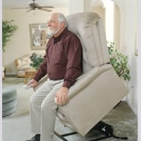 icon of lift chair