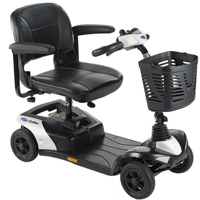 Invacare Colibri four wheel micro-portable scooter