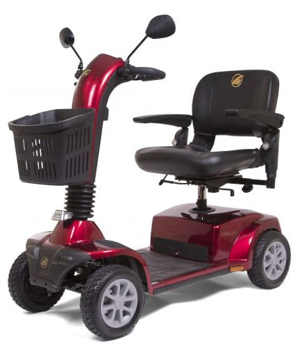 Companion GC-440 four-wheel scooter