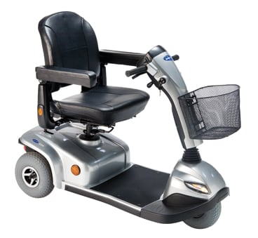 Leo scooter 3 wheel
