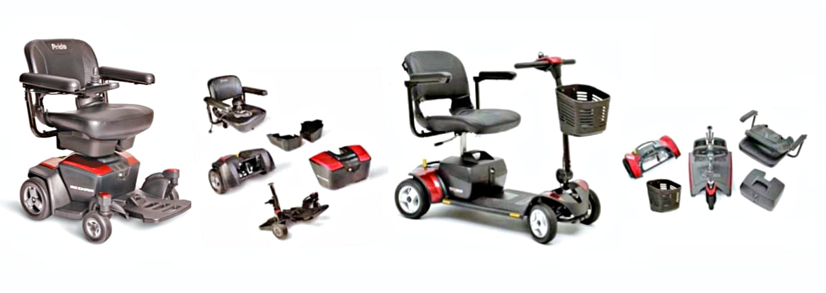 portable mobility equipment
