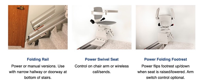 stairlift-options