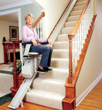 older used stairlift
