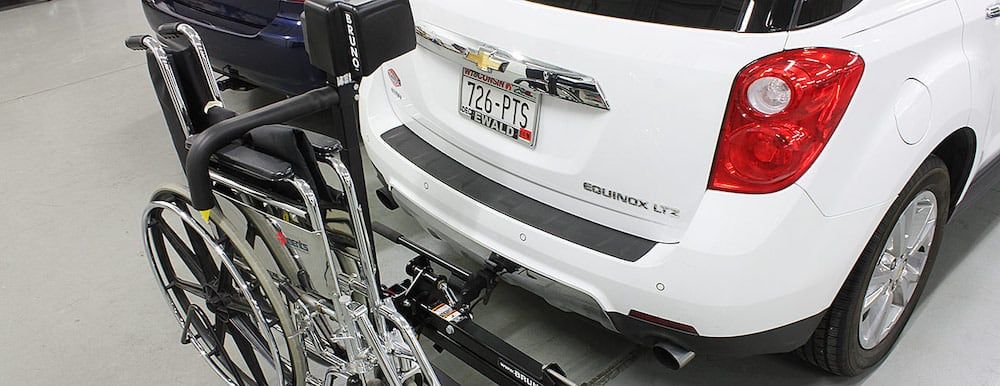 back saver light wheelchair lift