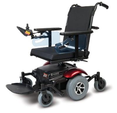 rehab version of spyder model 326