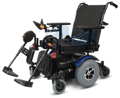 Spyder HD Rehab level power wheelchair
