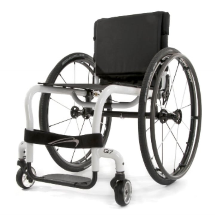 full time user wheelchair