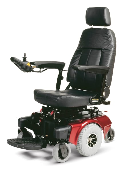 Navigator P424M power chair