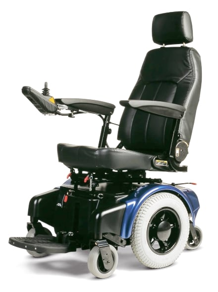 Power Wheelchair Navigator P424L